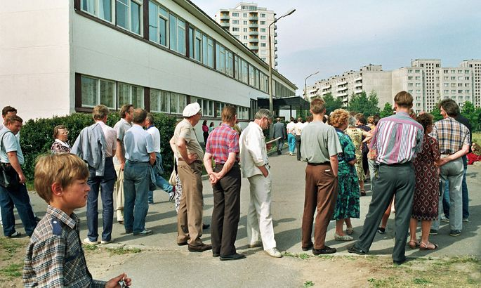 d103a3f9dc5 Suur ülevaade: hinnad Eesti krooni esimesel käibepäeval 1992. aastal ...