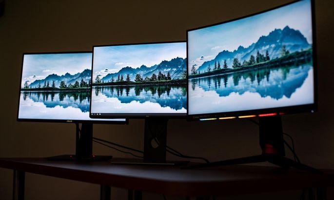 03ca1a434ec Monitorid, hiired ja klaviatuurid. monitor-keyboard-mouse FOTO: EERO  VABAMÄGI/EESTI MEEDIA