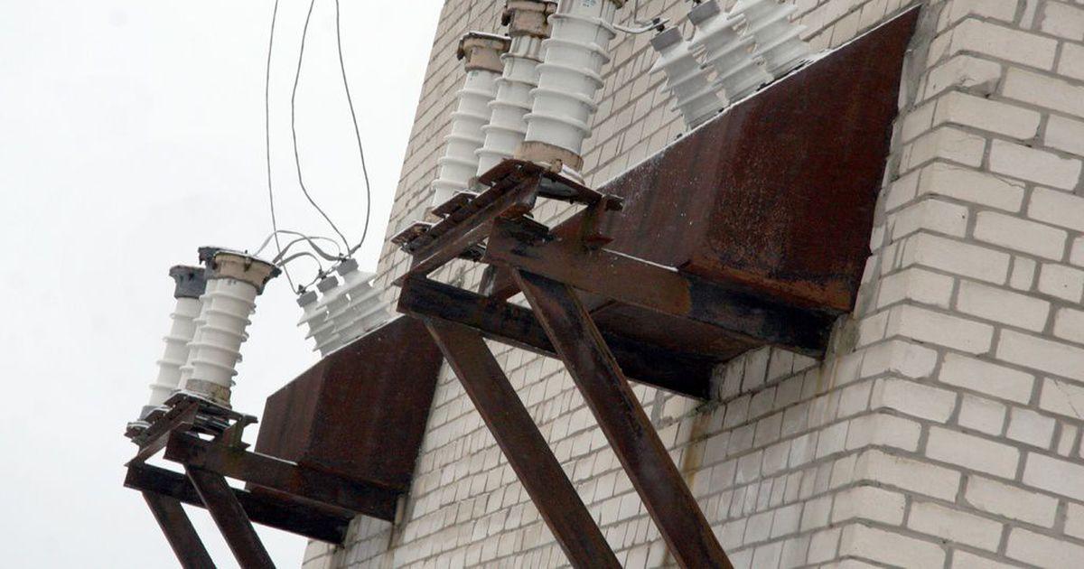 Ettevõtja süüdistab ehitajaid alajaama paljaks varastamises