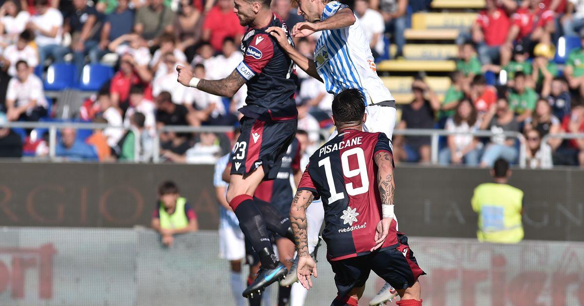 Jalgpalli otsepilt: Cagliari läheb Torinosse punktijahile