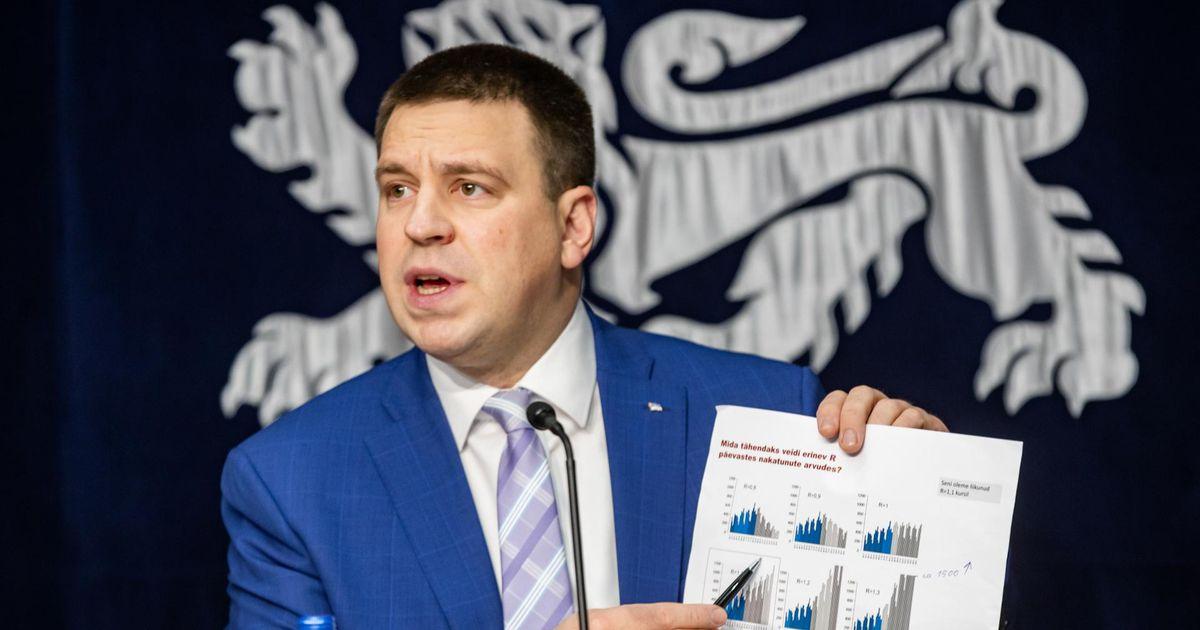 Järjekordne kriis raputab Eestit
