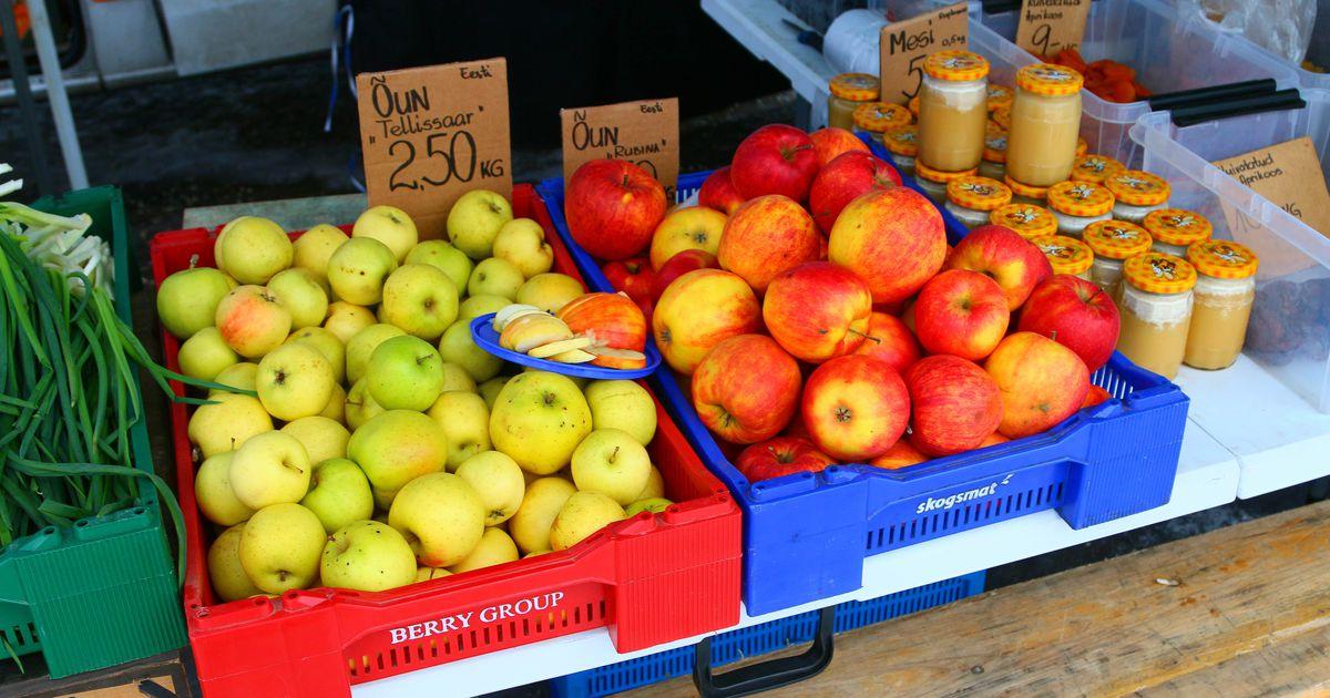 Põllumajandusamet tõhustas kauba päritolu kontrolle