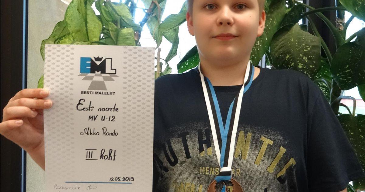 Spordikooli maletaja triumfeeris mälestusvõistlusel