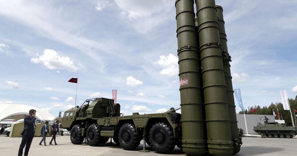 Venemaa loodab, et Türgi ostab rohkem S-400 õhutõrjesüsteeme