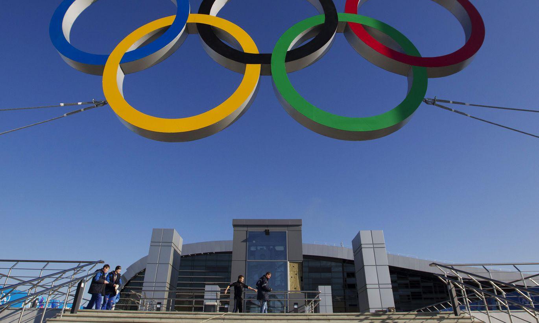 подобрать идеальную памятник олимпийских колец фото дело доходит проектирования