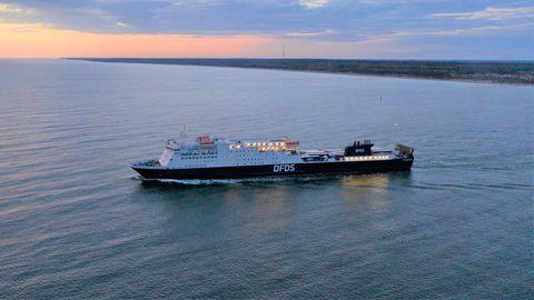 DFDS toob Eesti-Rootsi liinile teise laeva tagasi