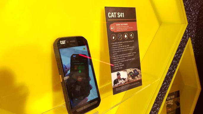 434216e1032 IFA: Cat paiskas turule tõenäoliselt maailma võimsama akuga mobiilid ...