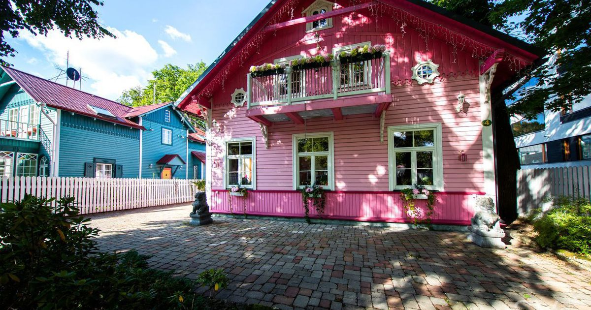 Tallinna kinnisvaraturu koorekiht: Kadrioru roosakarva pärl otsib uut omanikku