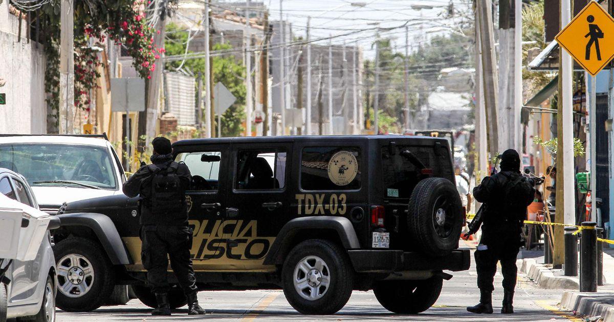 Mehhiko keskosas leiti ühishaudadest 35 laipa