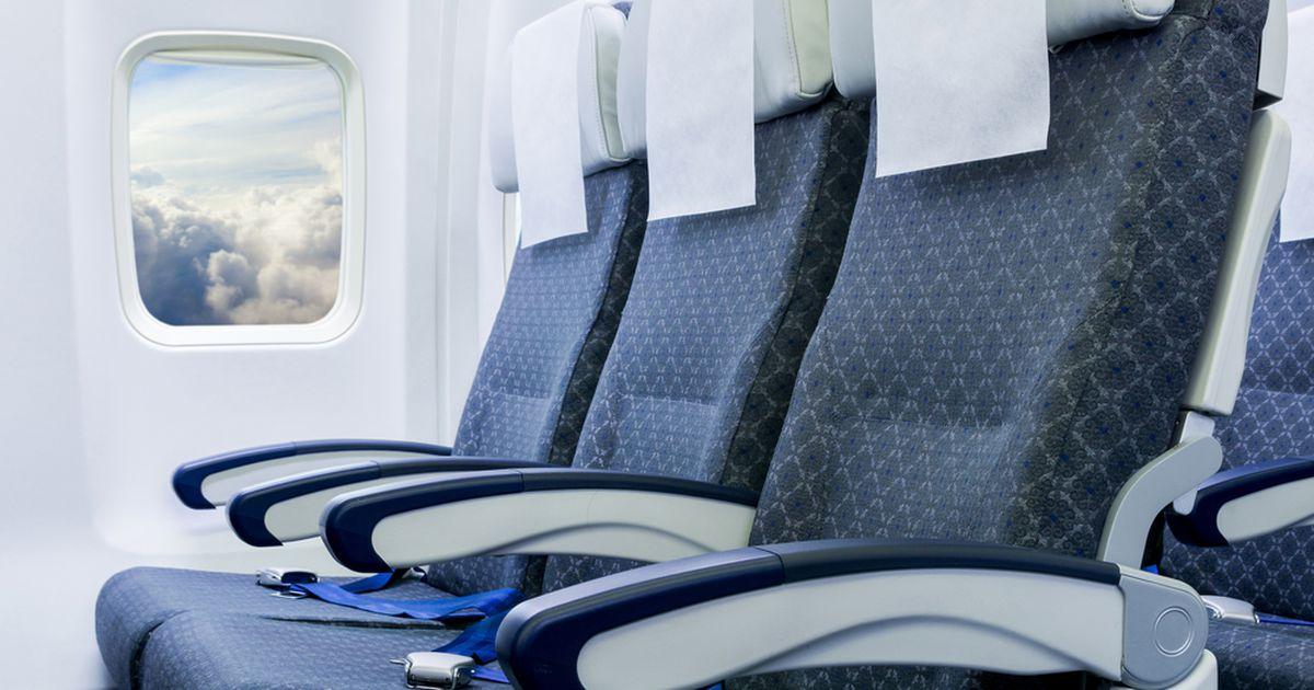 Põhjus, miks lennukite istmed on enamasti sinised