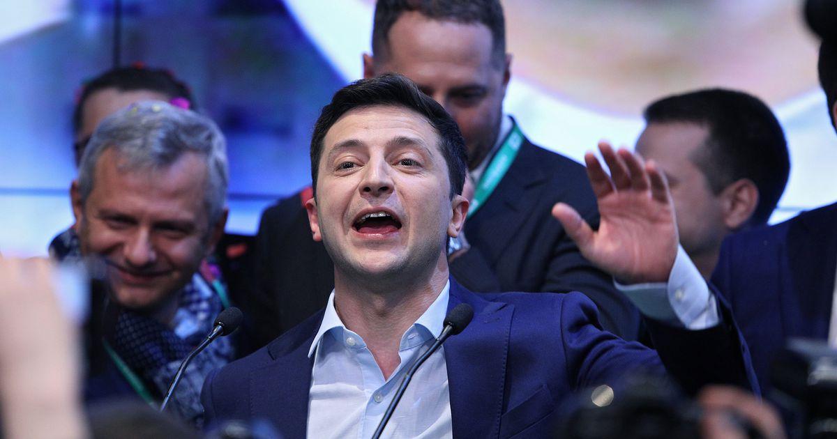 Ukrainlased valivad taas, ilmselt jälle Zelenskõi leeri