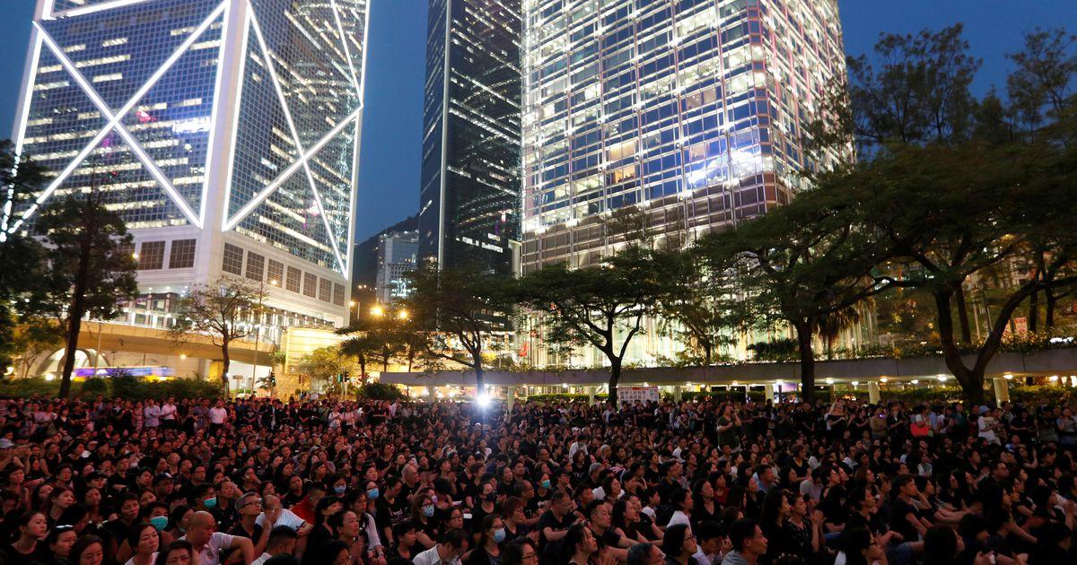 Hiina võib hävitada Hong Kongi ülemaailmse finantskeskuse maine