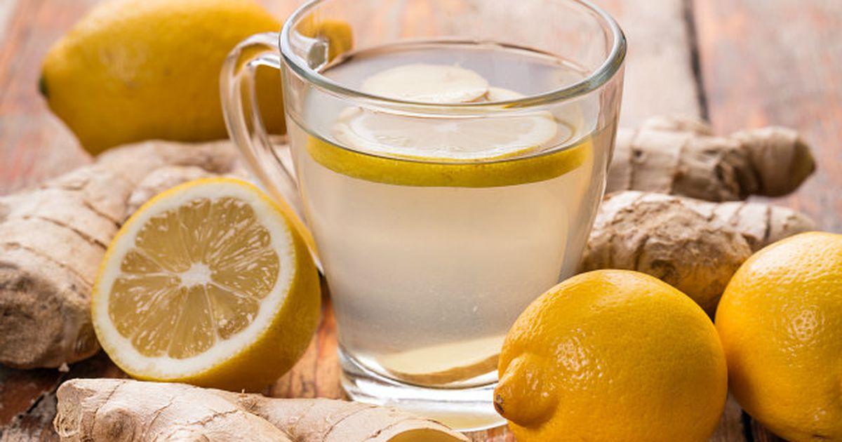 напиток из имбиря для быстрого похудения