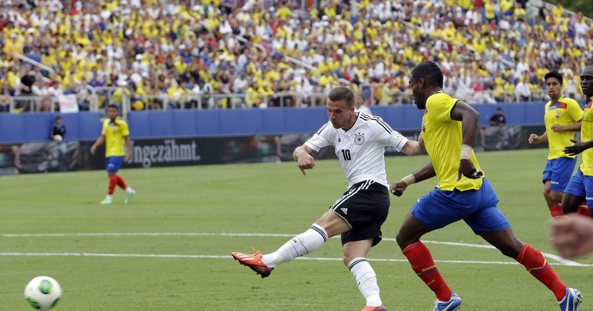 d71ff2844c0 Video: Lukas Podolskil kulus mängu avavärava löömiseks vaid 9 sekundit -  Jalgpall - Postimees Sport: Värsked spordiuudised Eestist ja välismaalt