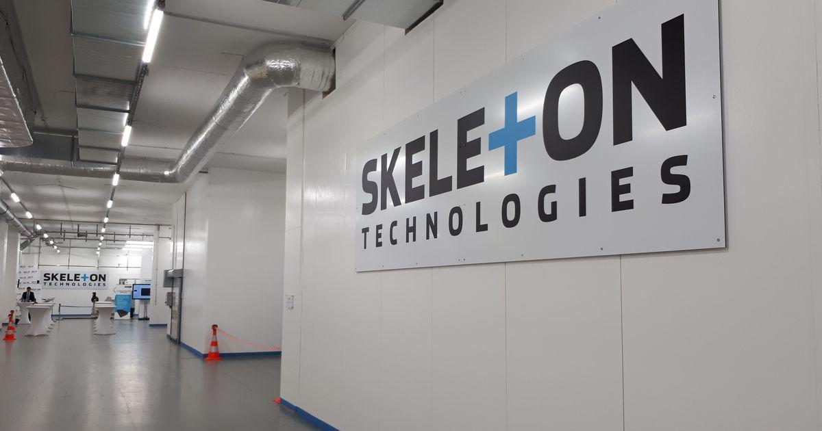 Skeleton investeerib oma Saksamaa tehasesse 25 miljonit eurot