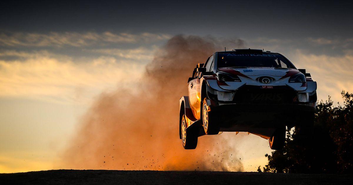 WRC-sarjaga liitumise vastu on huvi näidanud kaks suurt...