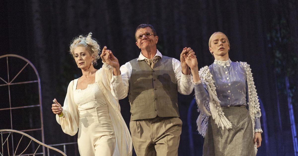 Rakvere teater näitab vene hinge