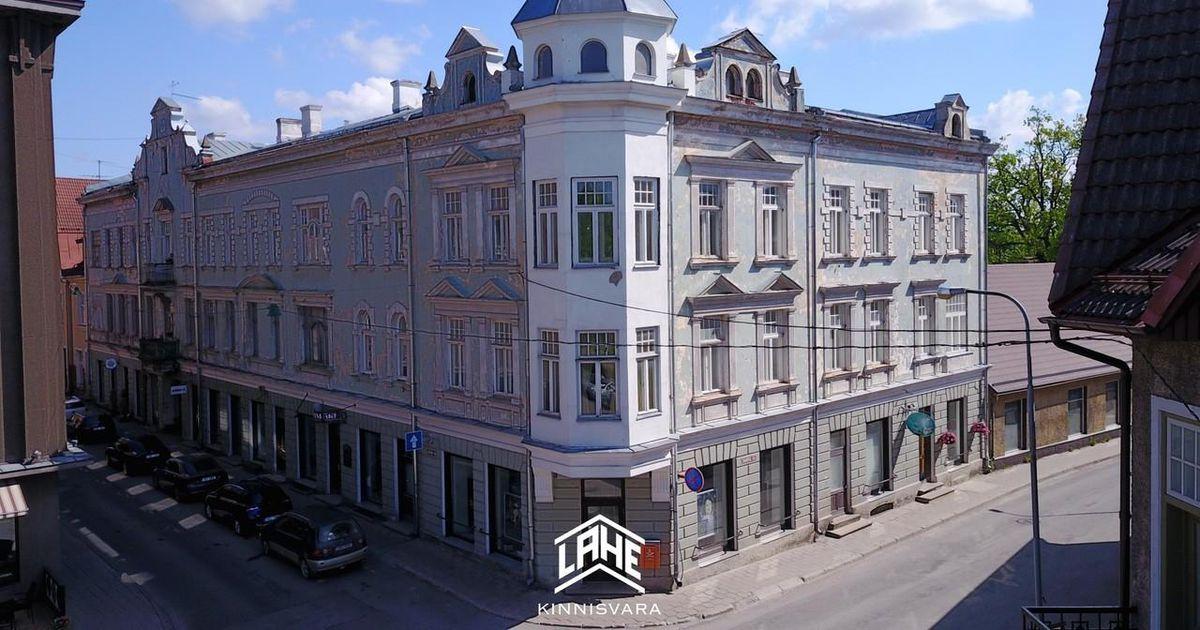 Suurim müügis olev Viljandi korter laiub 138 ruutmeetril