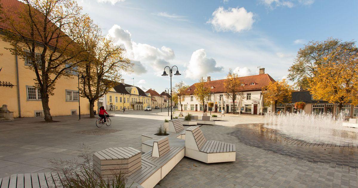 Kuressaare kesklinn on maastikuarhitektide liidu aastapreemia nominent
