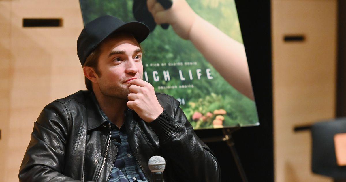Nolani linateose suurim staar Robert Pattinson saabus Tallinna