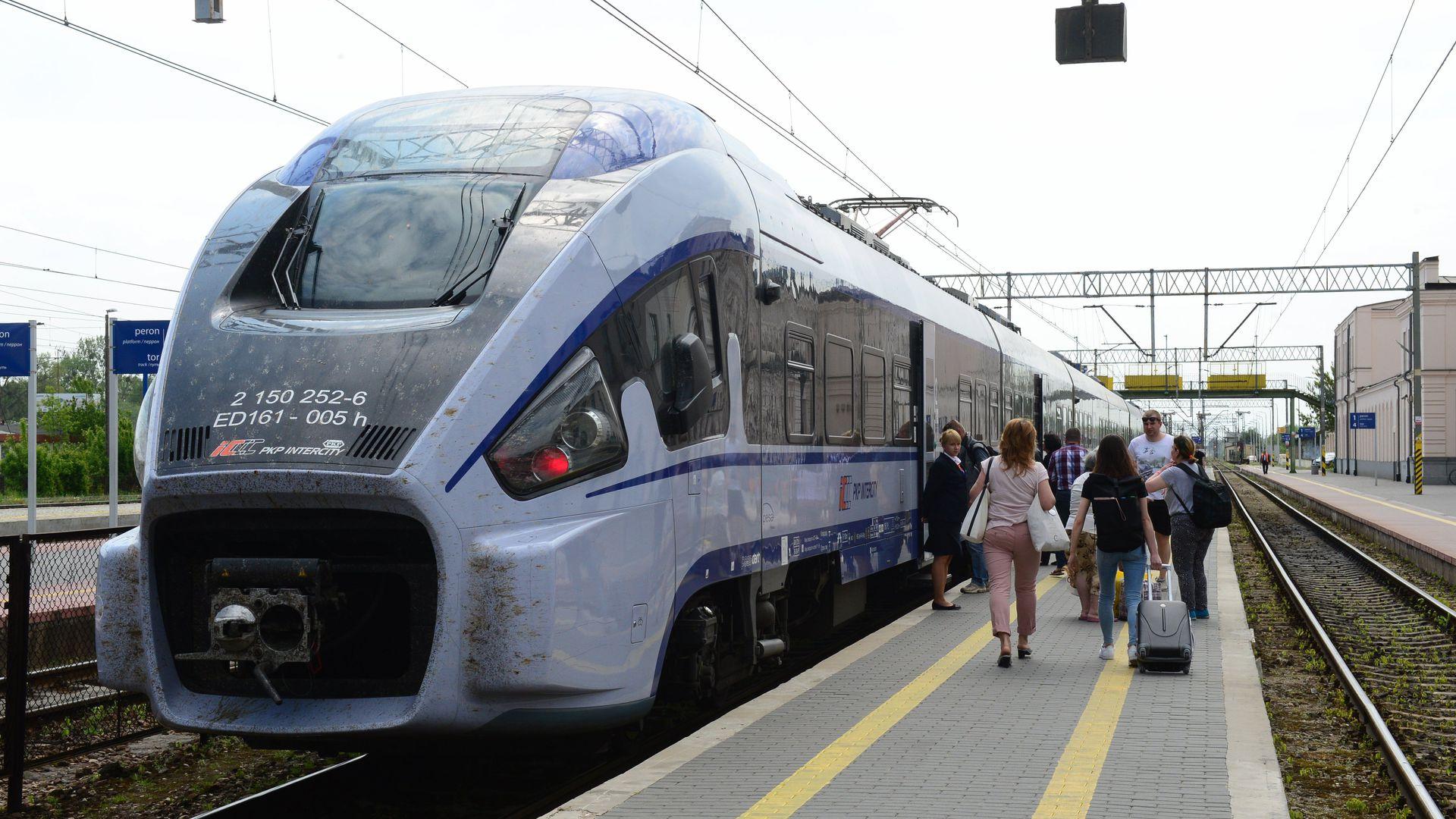 9a95d8f5cc6 Postimees sõidab rongiga Berliini: Pikk päevatee Kaunasest Berliini -  Postimees TV - videod, saated, ülekanded