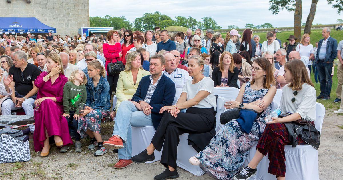 Galerii: Ivo Linna võimsale juubelikontserdile elasid kaasa paljud Eesti staarid