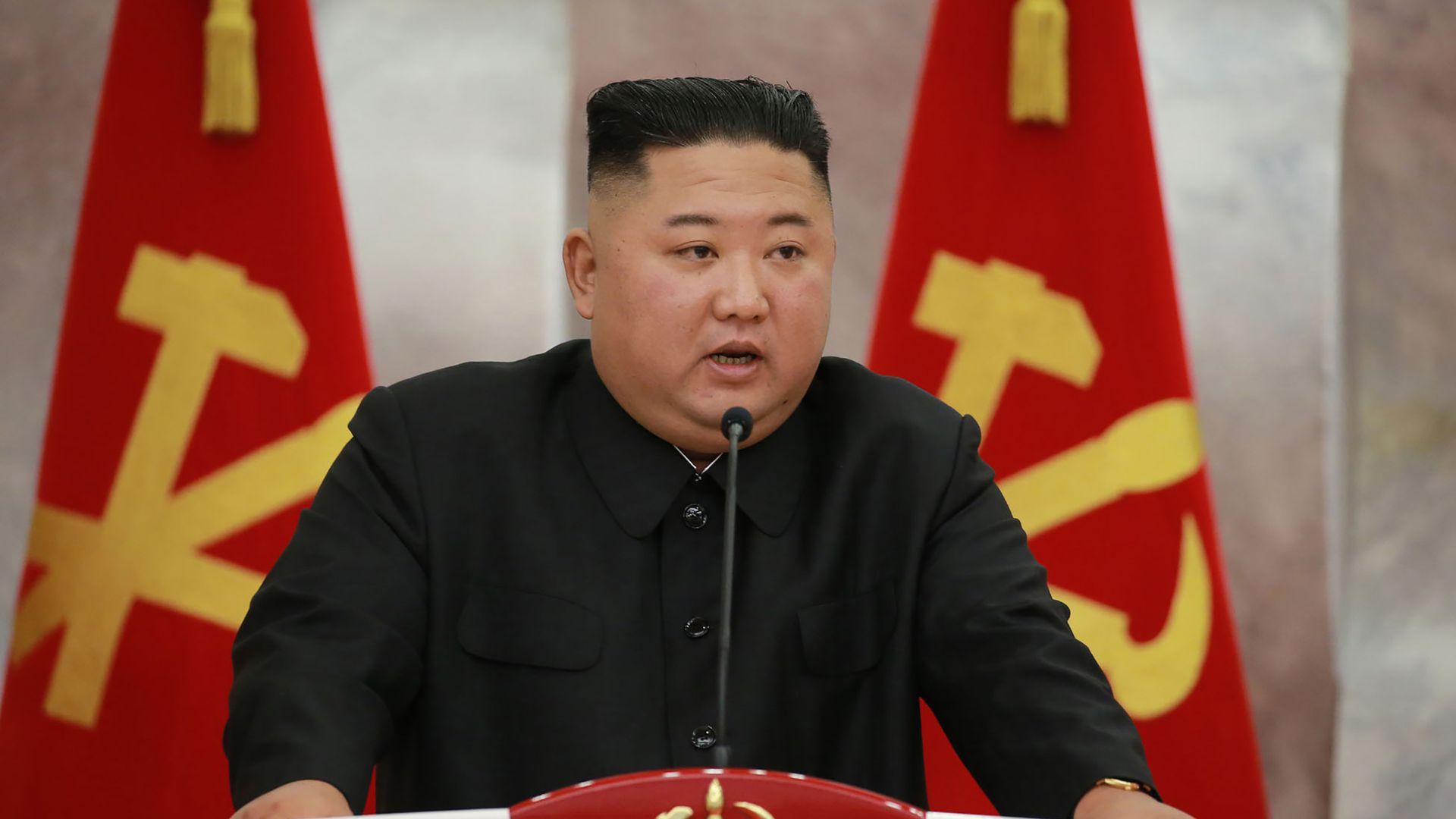 Põhja-Korea võib arendada Covid-19 kattevarjus biorelva