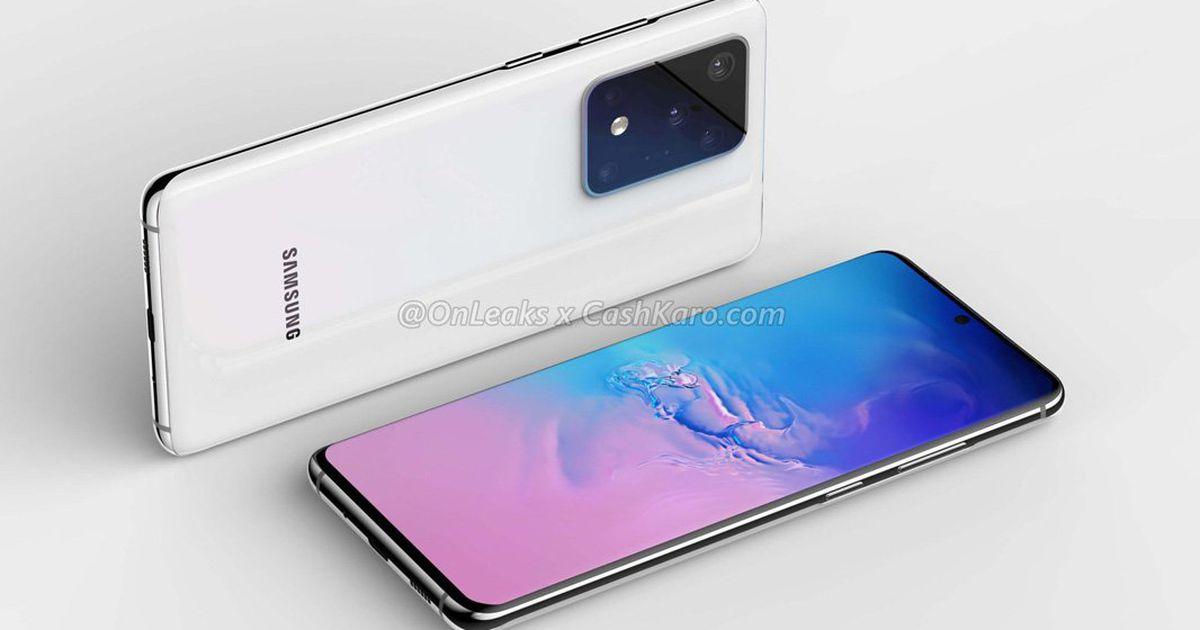 Samsungi uus tippmobiil on hirmuäratavate omadustega