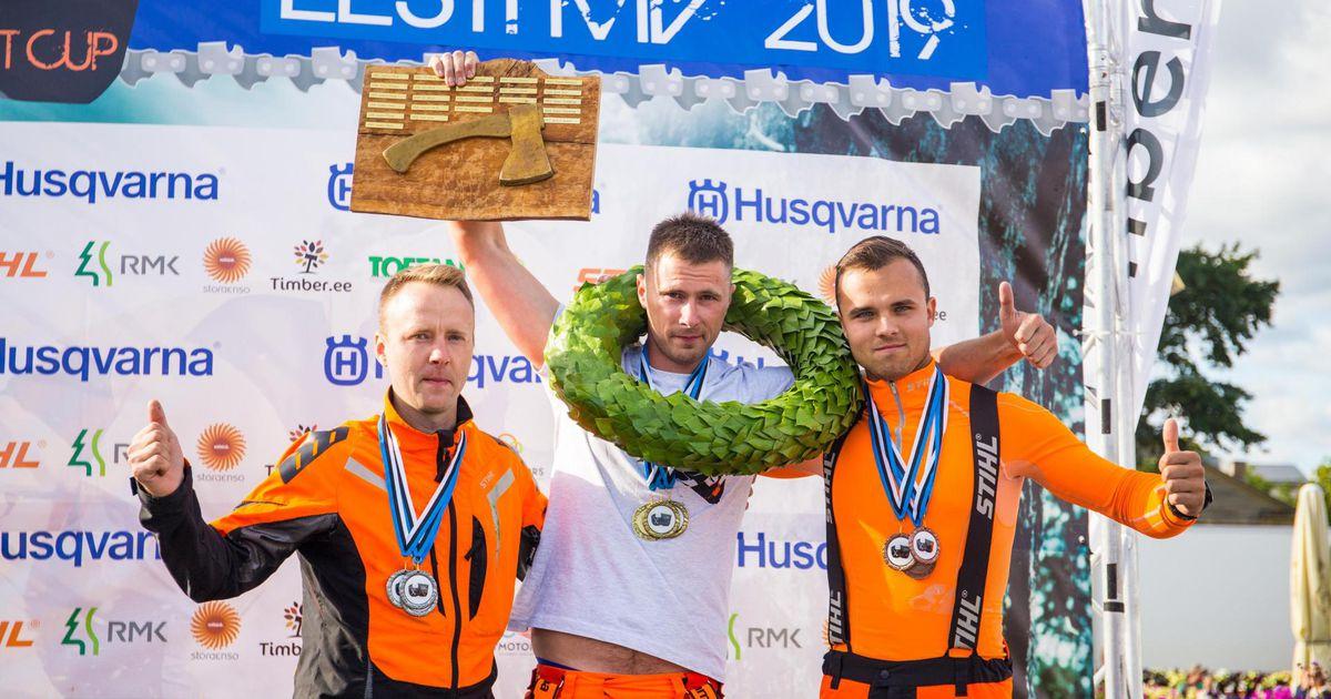 Eesti parimad raiesportlased on selgunud