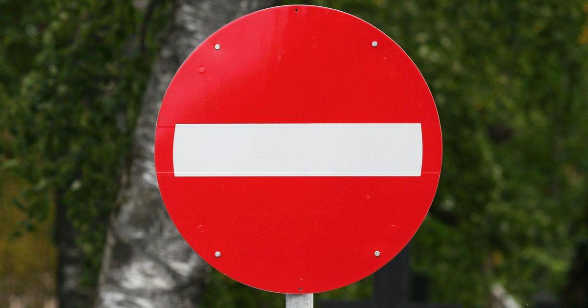 Laat toob Lavassaarde liikluspiirangu