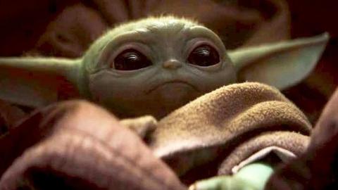Beebi Yoda Disney uuest sarjast