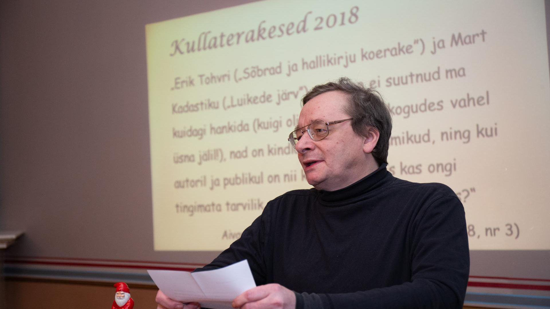 Toimetajaauhinna tänavune laureaat on Kajar Pruul: