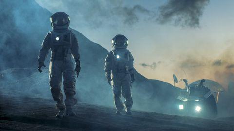 Juba enne teisele planeedile jõudmist teeb inimkeha kosmoselennu ajal läbi paraja katsumuse.