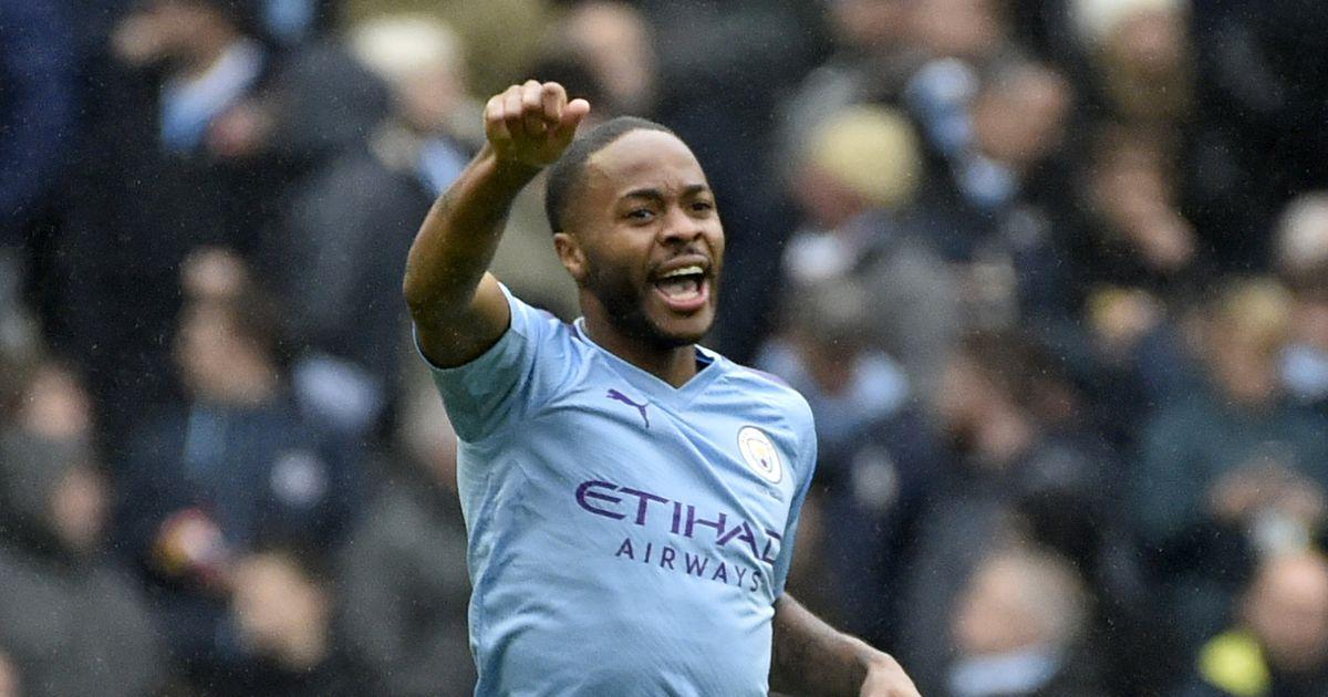 Manchester City teeb uue lepinguga Sterlingust enimteeniva jalgpalluri Inglismaal?