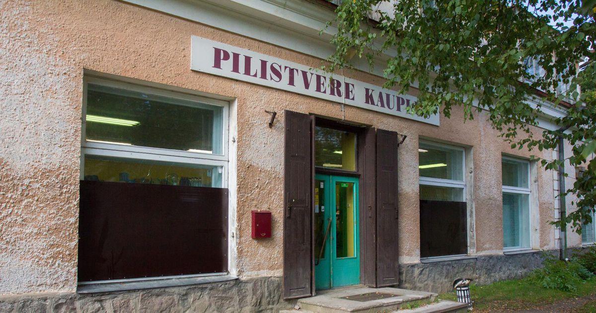 Pilistvere kauplus sulgeb uksed