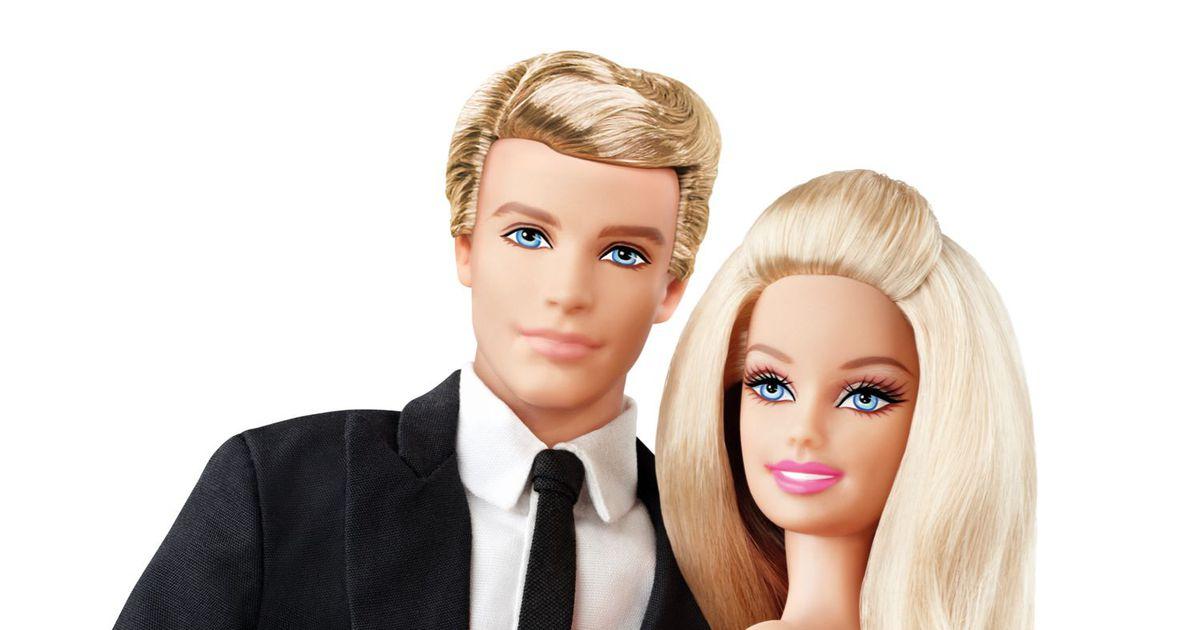 542d0aac1be «Normaalsel Barbie'l» on nüüd ka normaalne peigmees - sõbranna.ee