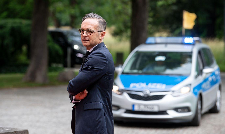 Глава МИД Германии: границы в Европе вновь могут быть закрыты