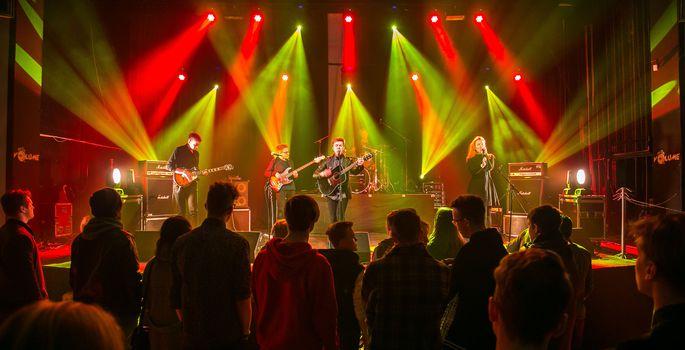 ebf2043a9c9 Pärnu bändid panevad Templis peo käima - Kultuur - Pärnu Postimees