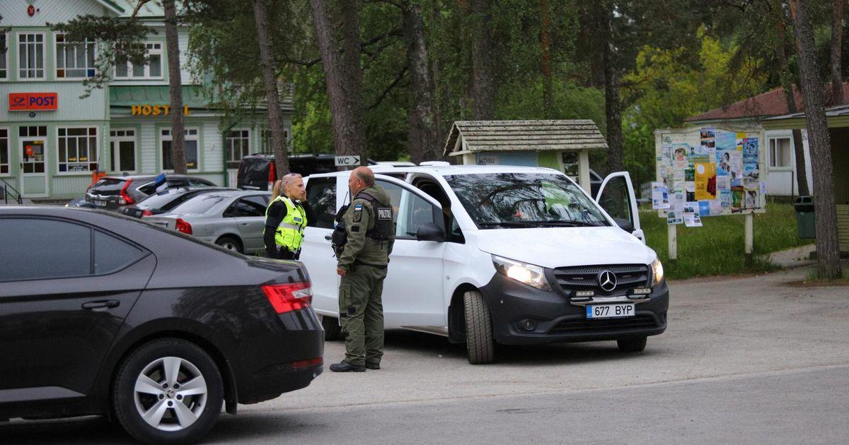 Võsul on väljas täiendavad politseijõud