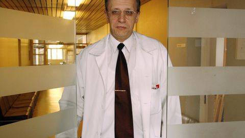 Onkoloog dr Vahur Valvere.