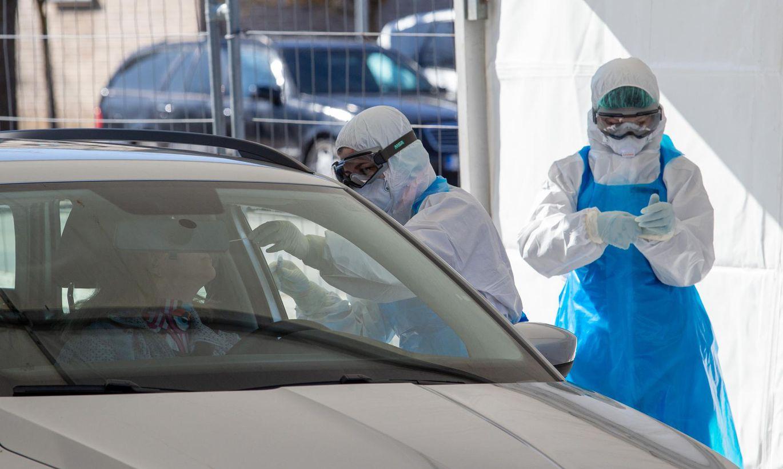 В еще пяти городах откроют пункты для забора проб на коронавирус