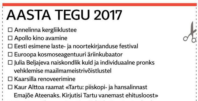 0259407182d Tartu valib taas aasta väärikaimat tegu - Uudised - Tartu Postimees