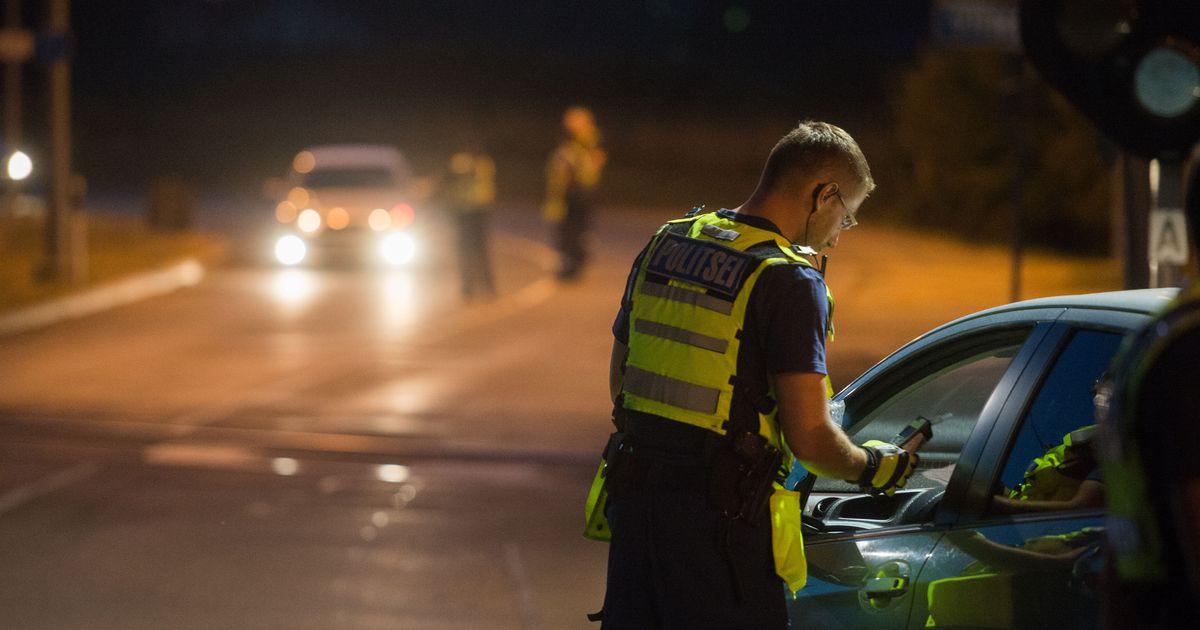 Politsei tabas Tartu linnas autoroolist 11 joobes juhti