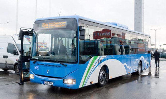63624dda50d Riigihanke võitjad hakkavad liine teenindame veebruarikuust. Nende  kasutusse antakse ka uued, saastekvootide müügist laekunud rahaga  muretsetud bussid.