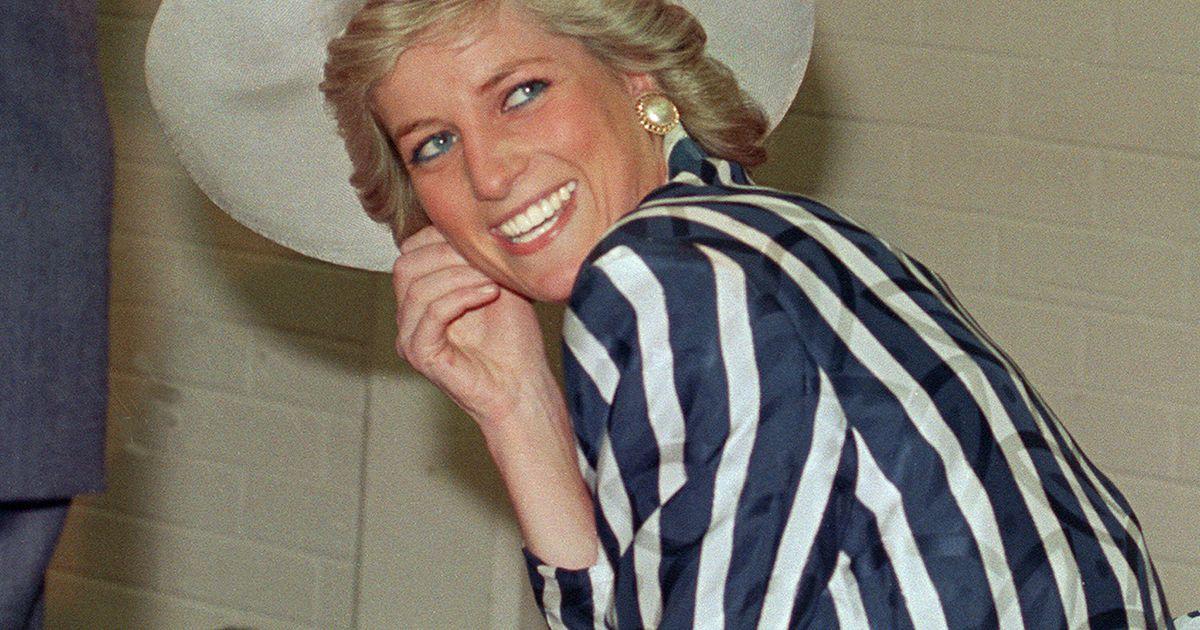 See printsess Diana mugav rõivastumisnipp teeb sel kevadel suure tagasituleku