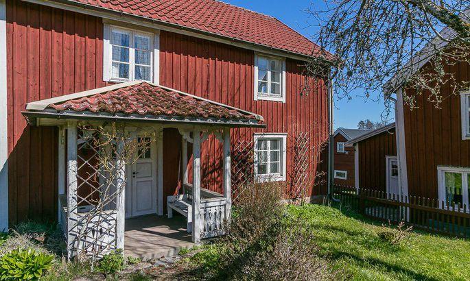 e18e2c6eec0 Osta ära: Astrid Lindgreni kuulsaks kirjutatud maja on müügis ...