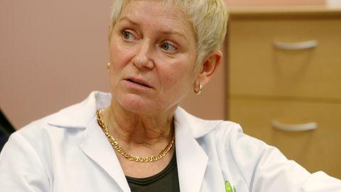 Dr Margot Peetsalu.