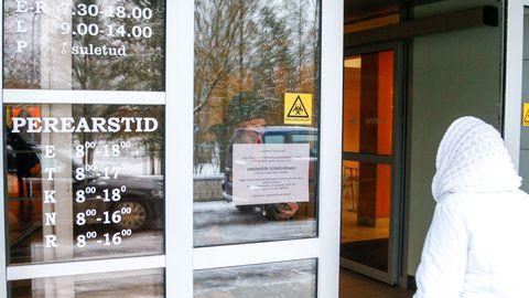 Valga haigla kehtestas 2. jaanuarist patsientide külastuskeelu haiglas leviva gripi tõttu.