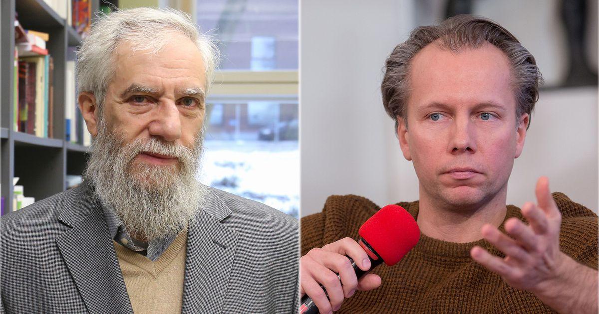 Vaba Akadeemia loeng: Mihhail Lotman ja Andreas Ventsel vandenõuteooriatest