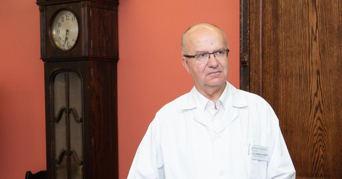Professor Margus Lember: konflikt häirib tööd ja mõjub juba patsientidele
